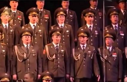 Zbor Crvene armije - Ansambl Aleksandrov