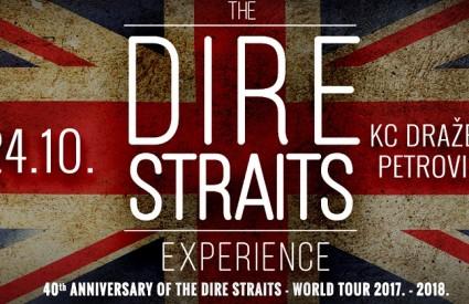The Dire Straits Experience stižu...