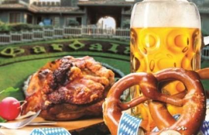 Doživite Oktoberfest u Gardalandu