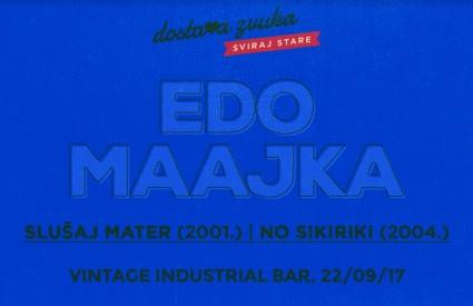 Edo svira stare u Vintageu