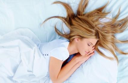 Spavanje će vas odmoriti