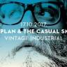 Ben Caplan & The Casual Smokers 17.10. u Vintage Industrialu