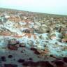Mars, snijeg, Viking Lander/ Foto:http://www.davidreneke.com