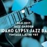 Oridano Gypsy Jazz Band u Ljetnom vrtu Savske 160 30. 8.