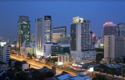 Najviše turista dolazi u Bangkok