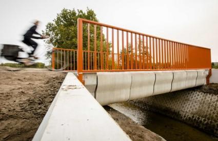3D most u Nizozemskoj