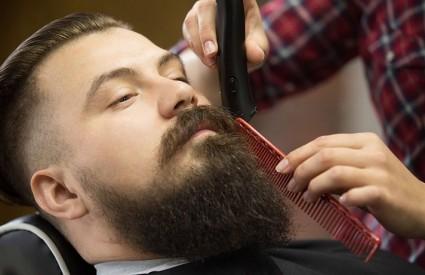 Uzgojite vi bradu, nema problema