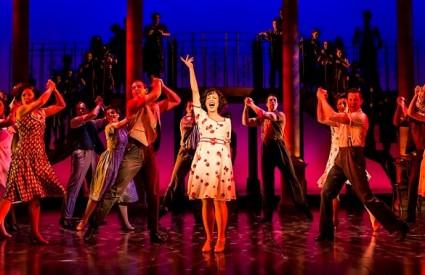 Spektakularni mjuzikl Evita stiže u Arenu