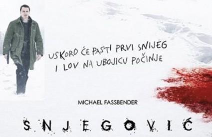Snjegović - film prema hitu Joa Nesboa
