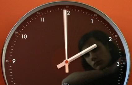 Promjena sata ima loš utjecaj na nas