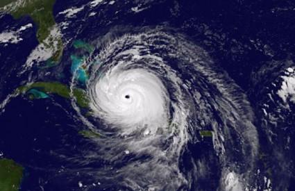 Irma je bila zastrašujuća