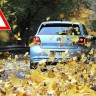 Jesenska vožnja - na što treba paziti