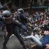 Besmisleno nasilje u Kataloniji