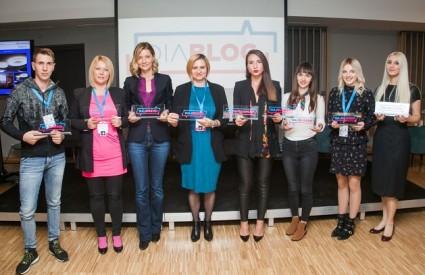 Nagrađeni blogeri