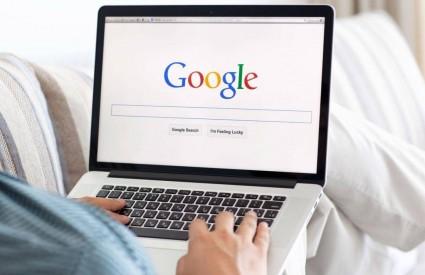 Google radi po svom...