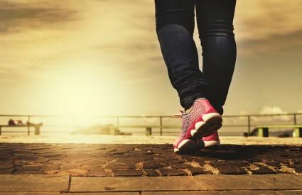 Tri puta dnevno po 10 minuta - mjera za hodanje
