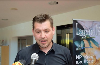 Ivor Zidarić, promotor hrvatske kulture