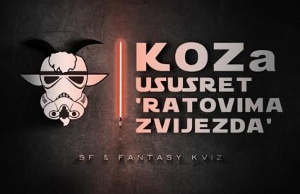 KOZa ususret Ratovima zvijezda: SF & Fantasy kviz