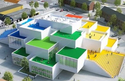 Lego kuća preko Airbnba - cool ili lame?