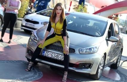 Hostese su zaštitni znak Zagreb Auto Weeka