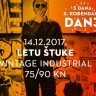 LETU ŠTUKE na trećem danu proslave petog rođendana Vintage Industriala - 14.12.2017.