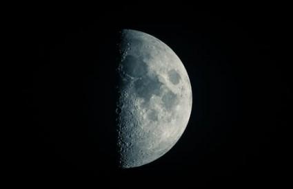 Mjesec je sve manji i manji