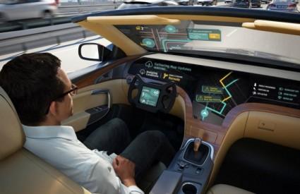 Pametni auto je vrlo bliska budućnost