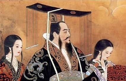 Qin Shihuang želio je eliksir besmrtnosti