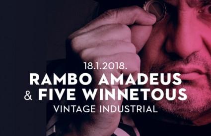 Rambo i ekipa zapalit će Vintage