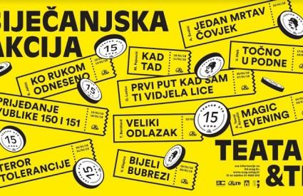 Ne propustite sjajnu Siječanjsku akciju Teatra &TD!