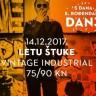Letu Štuke nakon tri godine u Zagrebu na rođendanu Vintage Industriala