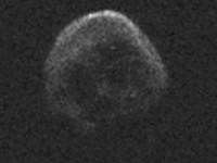 2015 - asteroid u obliku lubanje