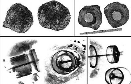 Svjećica automobilskog motora u kamenu starom pola milijuna godina?