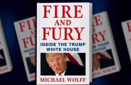 Knjiga, za sada, nije uzdrmala Trumpa