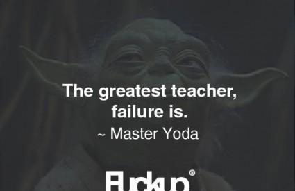 Naučite nešto iz neuspjeha