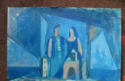 Marijan Bingula je slikar jedinstvene atmosfere