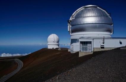 Povijest teleskopa na jednom mjestu