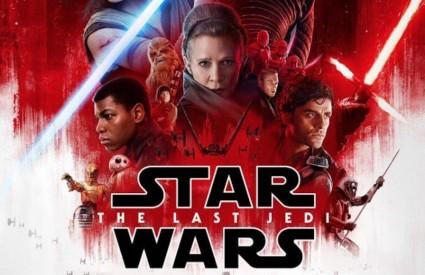 Posljednji Jedi rastura box office