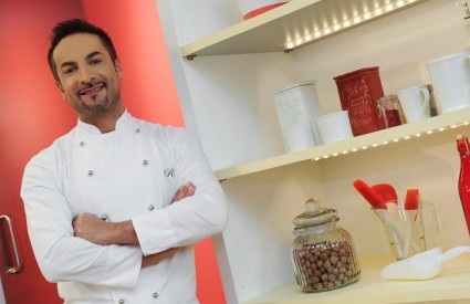 Renato je majstor za kolače