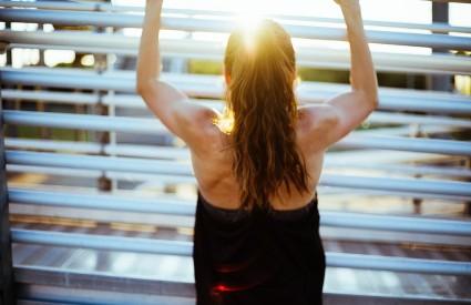 Otvorite dan vježbanjem