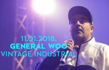 General Woo live - treba li objašnjavati?