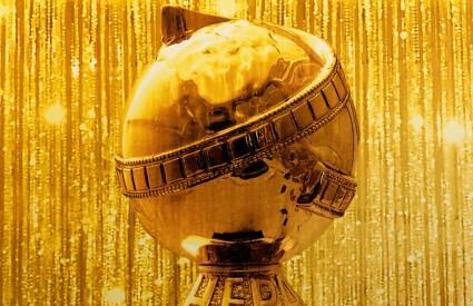 Zlatni globusi bili su - crni