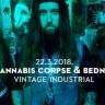 Cannabis Corpse konačno stižu u Zagreb