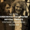Creedence Clearwater Revival Tribute kao sveti kraljevi stižu 6. siječnja u Vintage Industrial