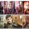 Britanska pošta izdaje marke s likovima Igre prijestolja