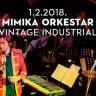 Alter jazz orkestar Mimika stiže u Savsku 160