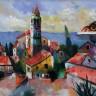 Susret u atelijeru – slikar Nenad Marasović
