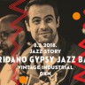 Jazz story uz Oridano Gypsy Jazz Band u Vintage Industrialu