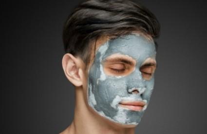 I muškarci stavljaju hranjive maske na lice, zar ne? :)