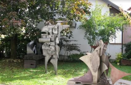Čudesne skulpture Nenada Opačića